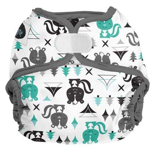 Imagine One Size Hook and Loop Diaper Cover - Lil Stinker