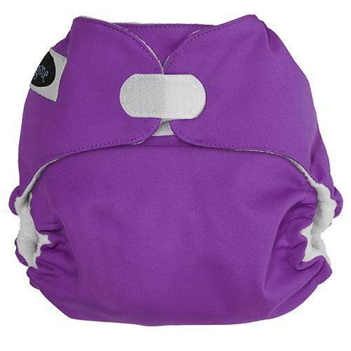 Imagine One Size Hook and Loop Pocket Diaper - Amethyst