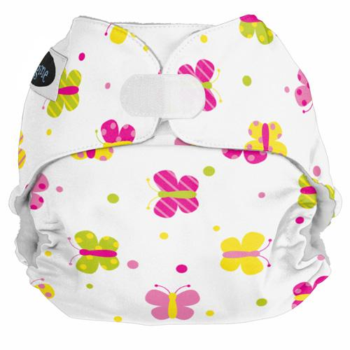 Imagine One Size Hook and Loop Pocket Diaper - Flutter