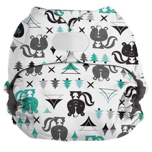 Imagine One Size Hook and Loop Pocket Diaper - Lil Stinker
