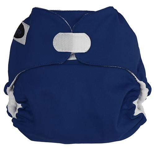 Imagine One Size Hook and Loop Pocket Diaper - Navy Fleet