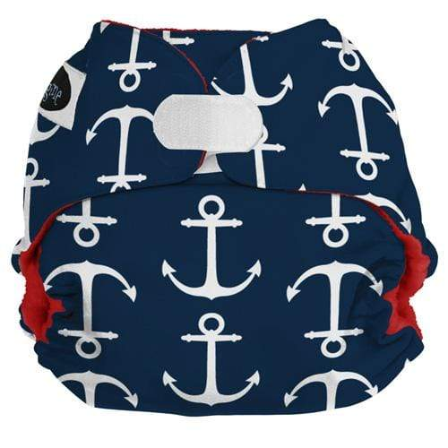 Imagine One Size Hook and Loop Pocket Diaper - Overboard