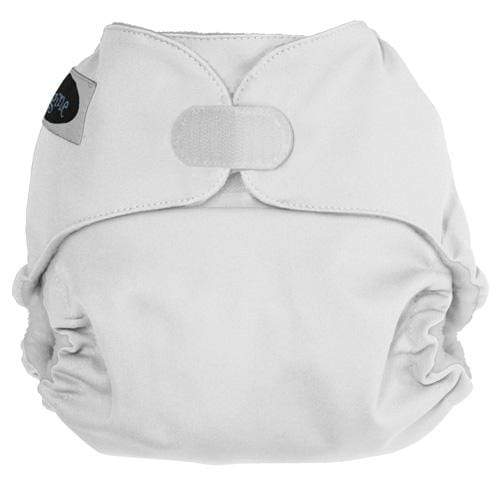 Imagine One Size Hook and Loop Pocket Diaper - Snow