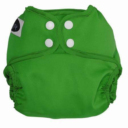 Imagine One Size Snap Diaper Cover - Emerald