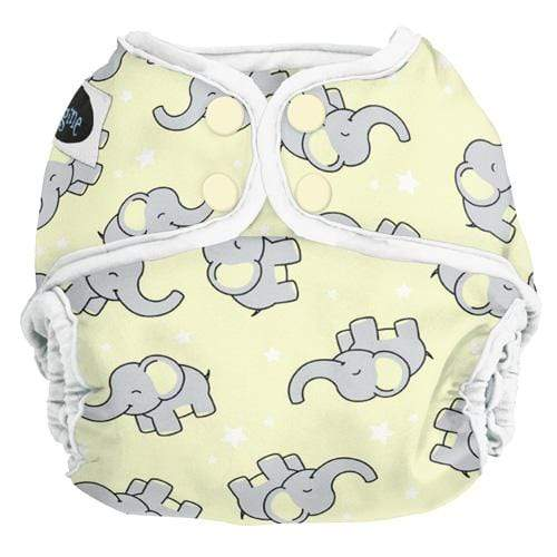 Imagine One Size Snap Diaper Cover - Trumpet