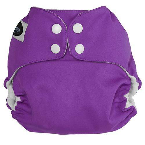 Imagine One Size Snap Pocket Diaper - Amethyst