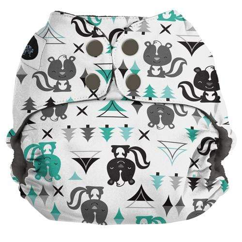 Imagine One Size Snap Pocket Diaper - Lil Stinker