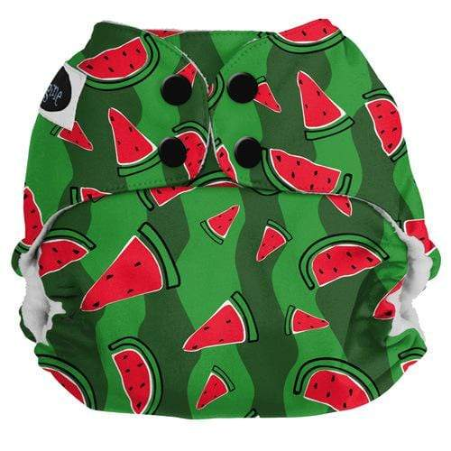 Imagine One Size Snap Pocket Diaper - Watermelon Patch