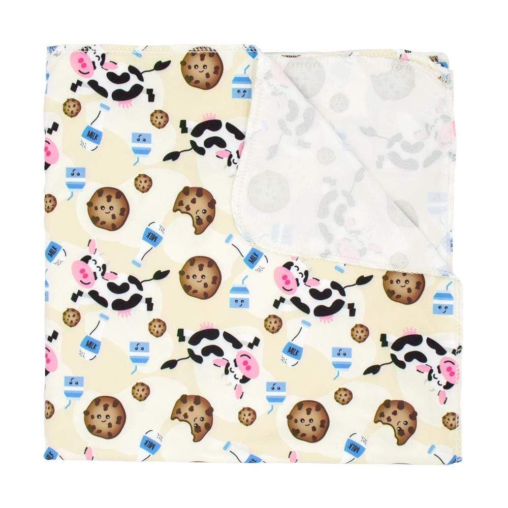 Imagine Stretchy Swaddle Blanket - Cookies and Cream