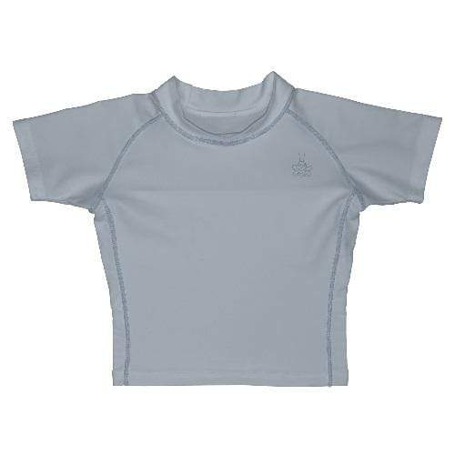 iPlay Rashguard Short Sleeve Shirt - Gray S