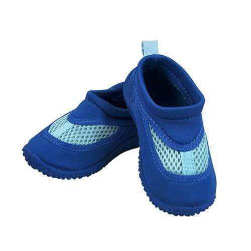 iPlay Water Shoes - Blue Hibiscus