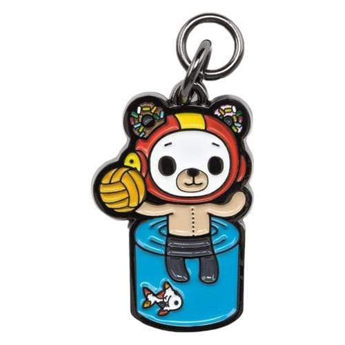 Ju-Ju-Be Zipper Pull Blind Boxes - Team Toki