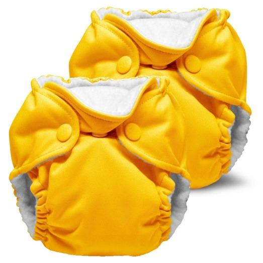 KangaCare Lil Joeys AIO Two Pack - Dandelion Newborn