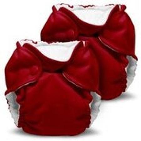 KangaCare Lil Joeys AIO Two Pack - Scarlet Newborn