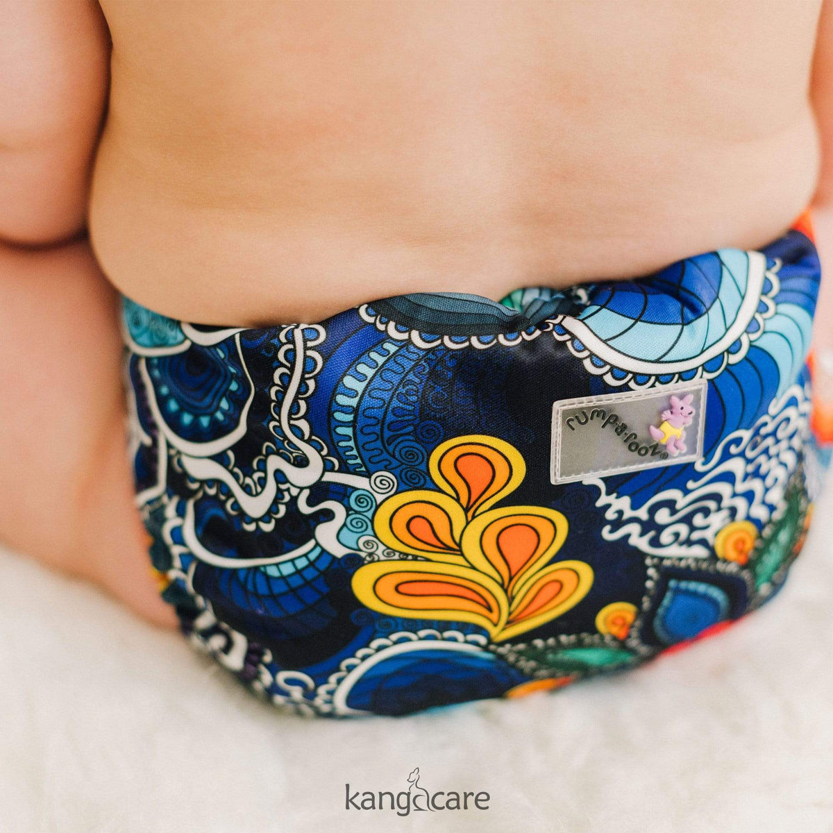 KangaCare Rumparooz Changing Pad - Whimsical