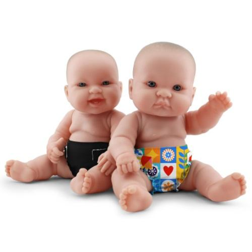 KangaCare Rumparooz Doll Diaper Set - Resolution