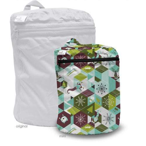 KangaCare Rumparooz Mini Wet Bag - Frolic