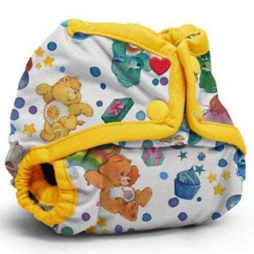 KangaCare Rumparooz Newborn Snap Cover - Care Bear Birthday Party