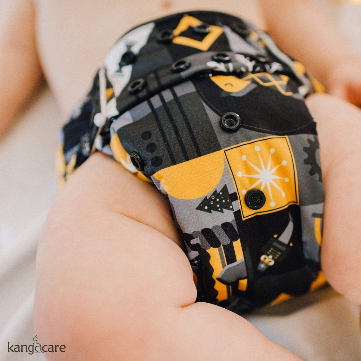 KangaCare Rumparooz One Size OBV Pocket Diaper - King