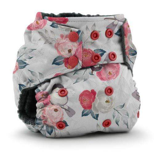 KangaCare Rumparooz One Size OBV Pocket Diaper - Lily