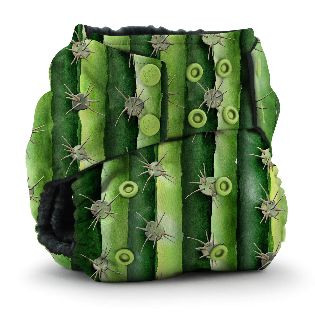 KangaCare Rumparooz One Size OBV Pocket Diaper - Prickles