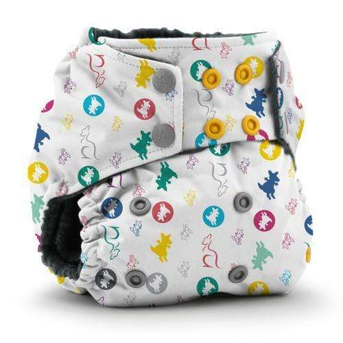 KangaCare Rumparooz One Size OBV Pocket Diaper - Roozy
