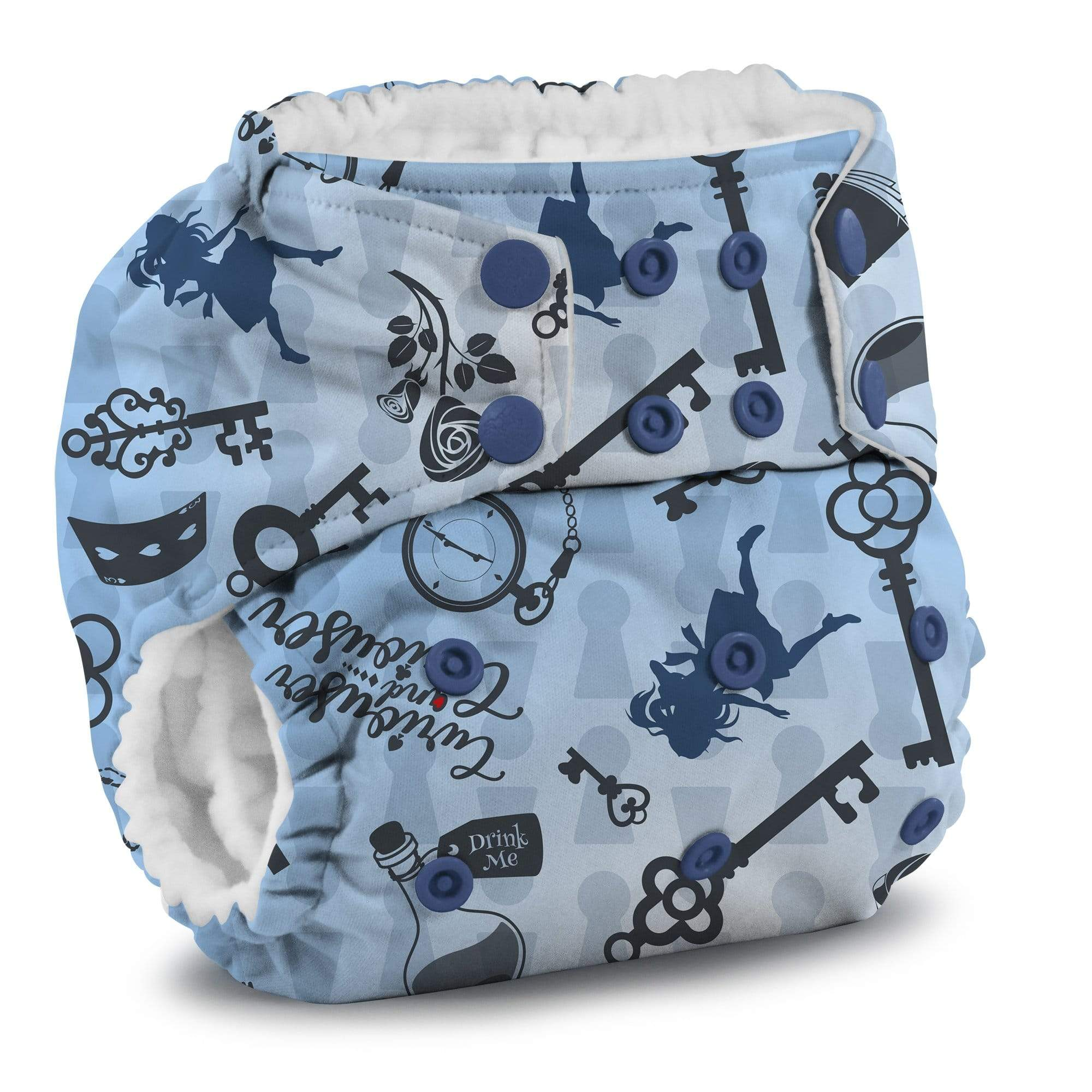 KangaCare Rumparooz One Size Pocket Diaper - Alice