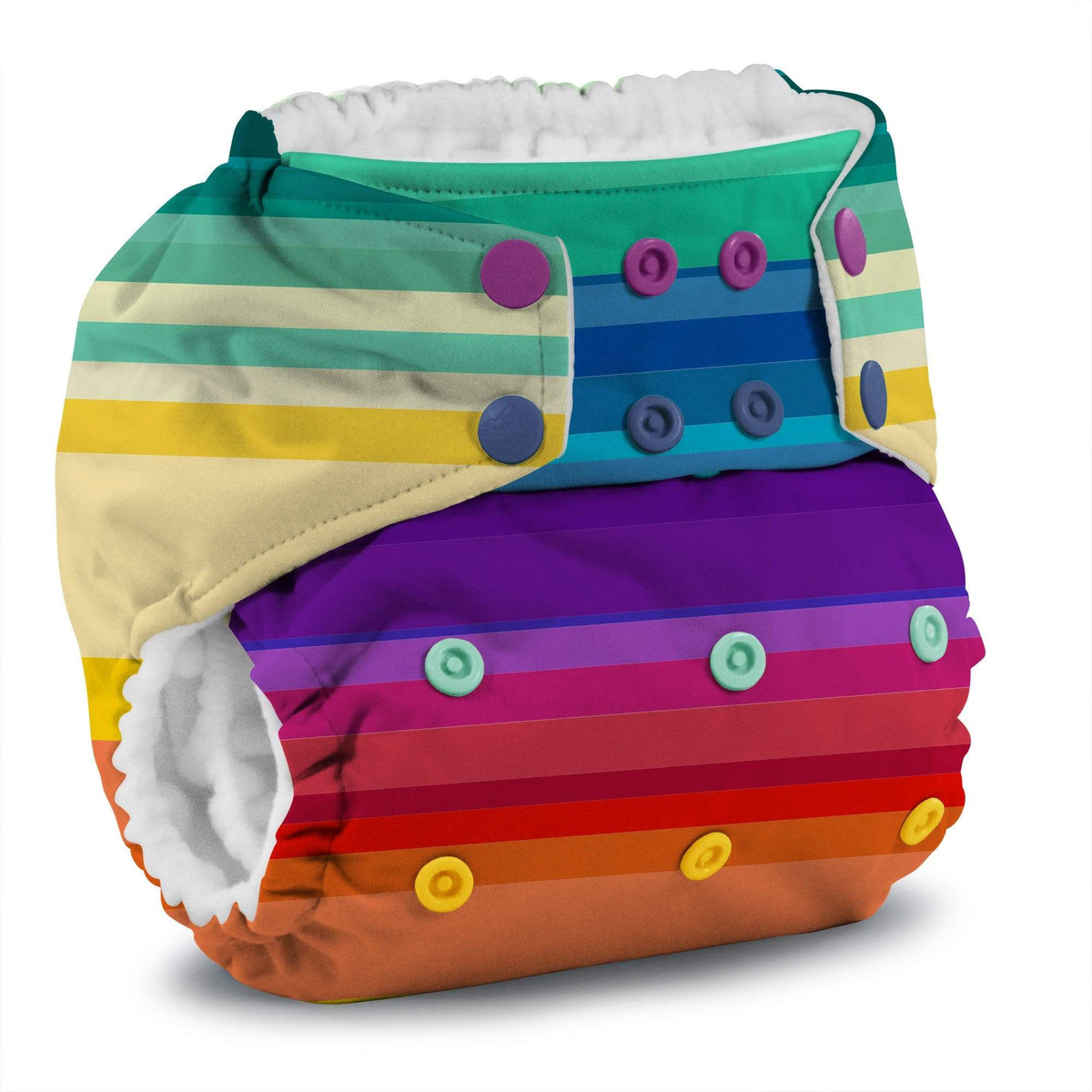 KangaCare Rumparooz One Size Pocket Diaper - Be Happy