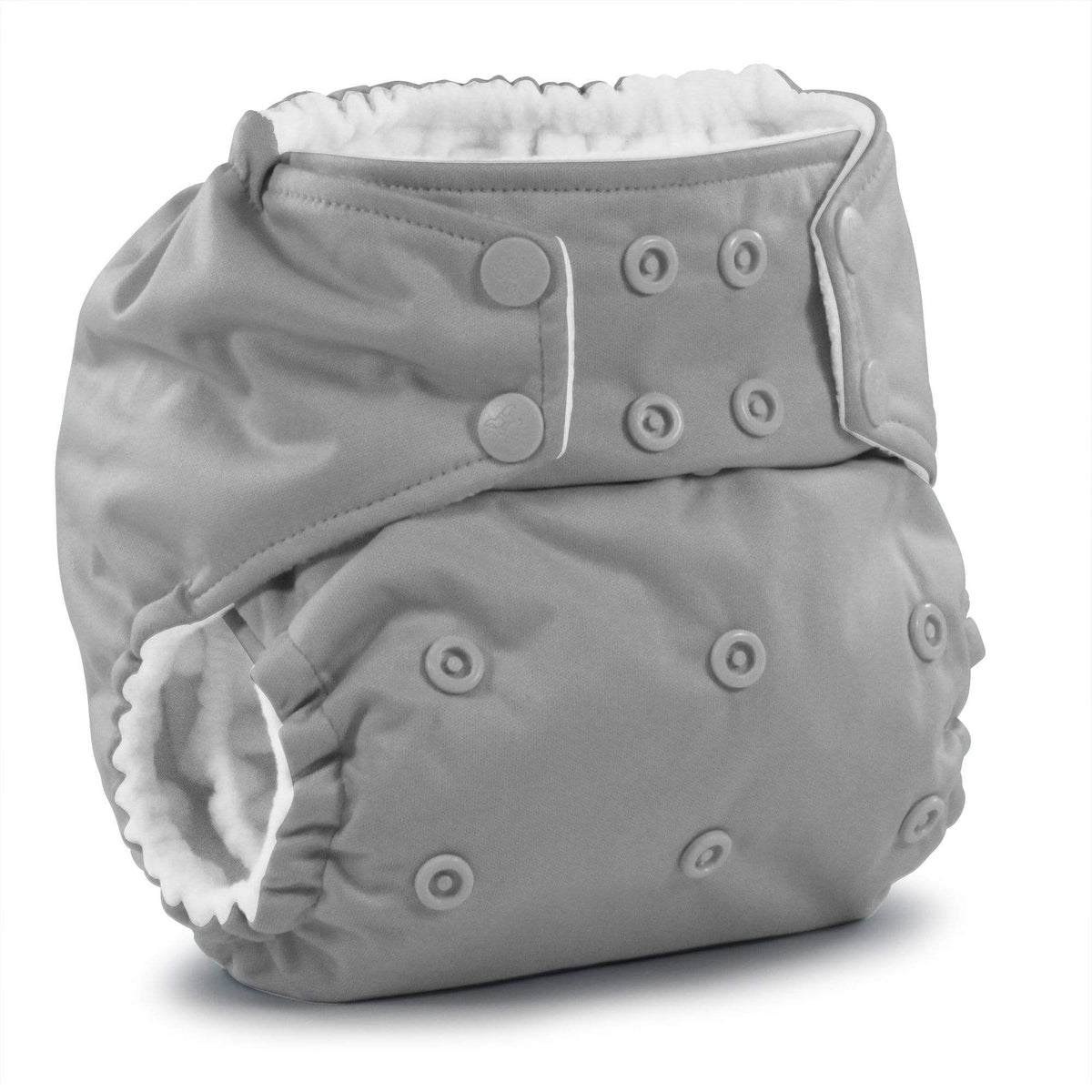 KangaCare Rumparooz One Size Pocket Diaper - Platinum