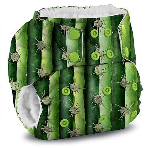 KangaCare Rumparooz One Size Pocket Diaper - Prickles
