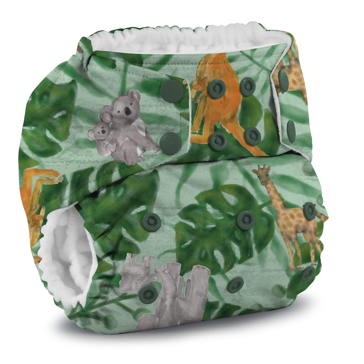 KangaCare Rumparooz One Size Pocket Diaper - RooZoo