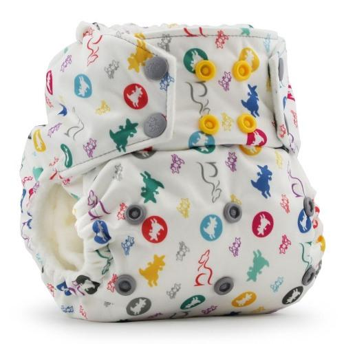 KangaCare Rumparooz One Size Pocket Diaper - Roozy