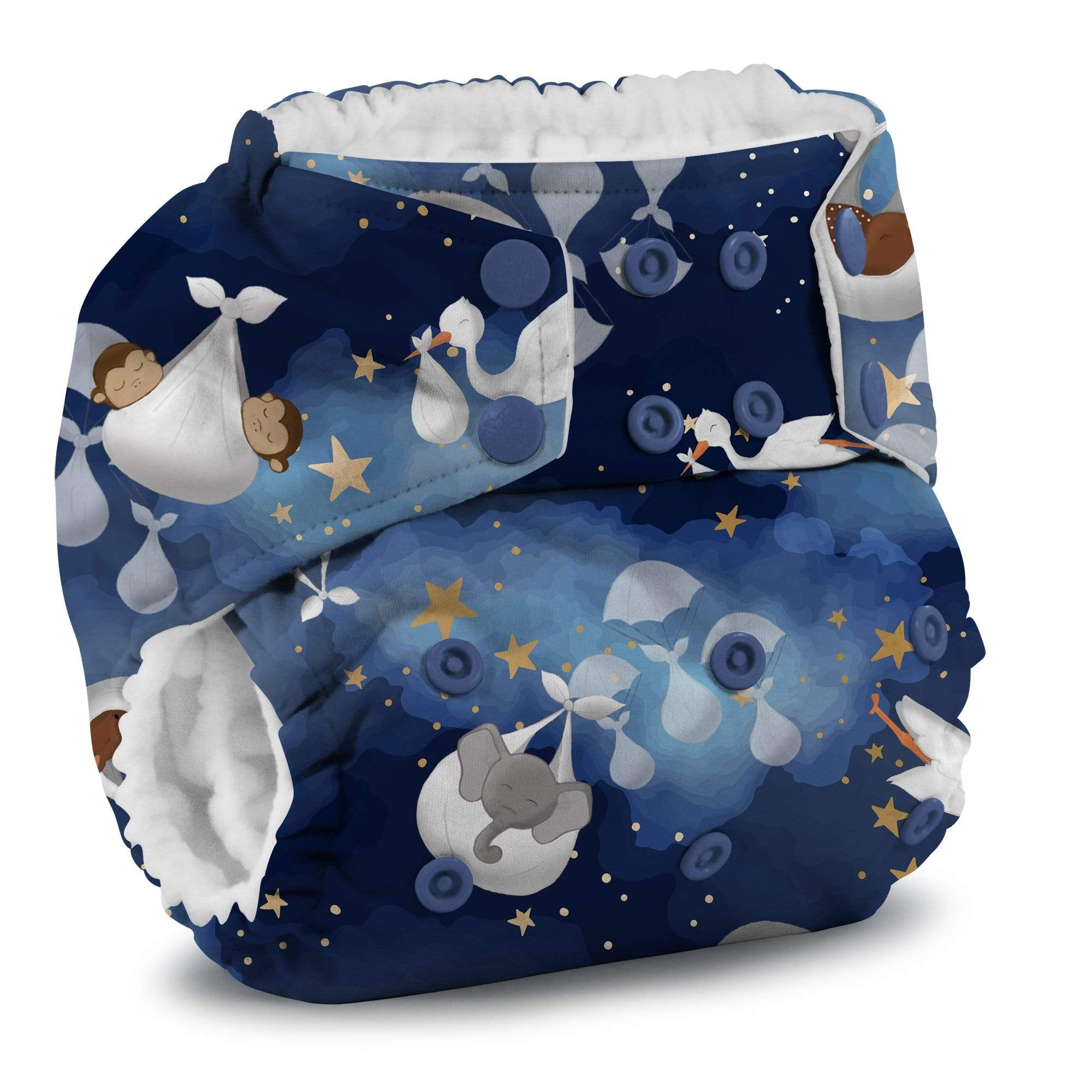 KangaCare Rumparooz One Size Pocket Diaper - Special Delivery