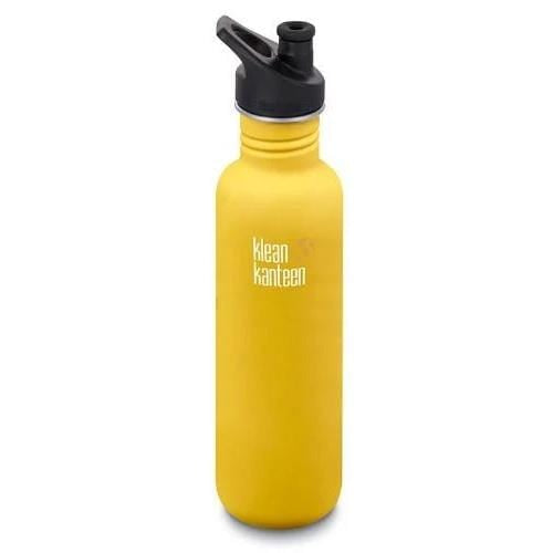 Klean Kanteen 27 oz Classic - Lemon Curry
