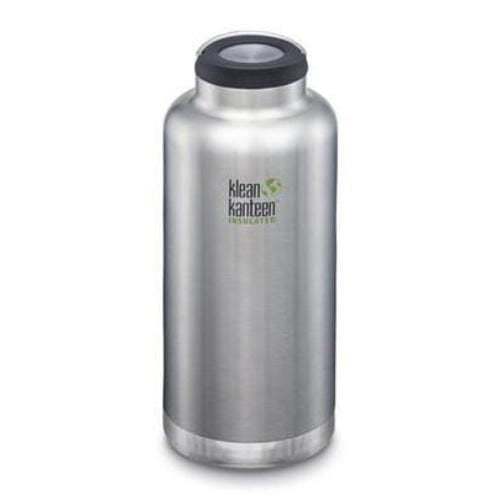 Klean Kanteen Insulated TKWide 64 oz - Brushed Stainless