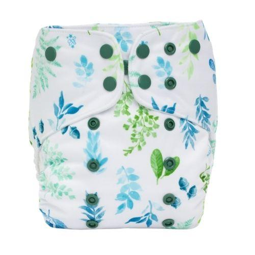 Lalabye Baby All In Two Cloth Pocket Diaper - Breathe