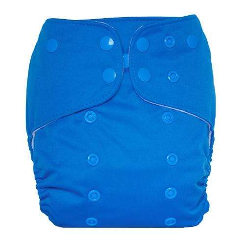 Lalabye Baby All In Two Cloth Pocket Diaper - Hey Diddle Diddle