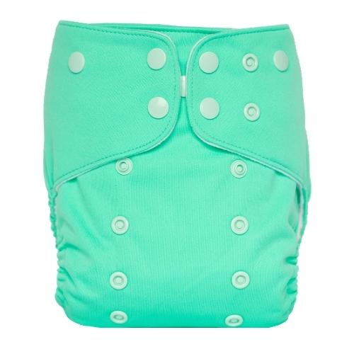 Lalabye Baby All In Two Cloth Pocket Diaper - Little Teapot
