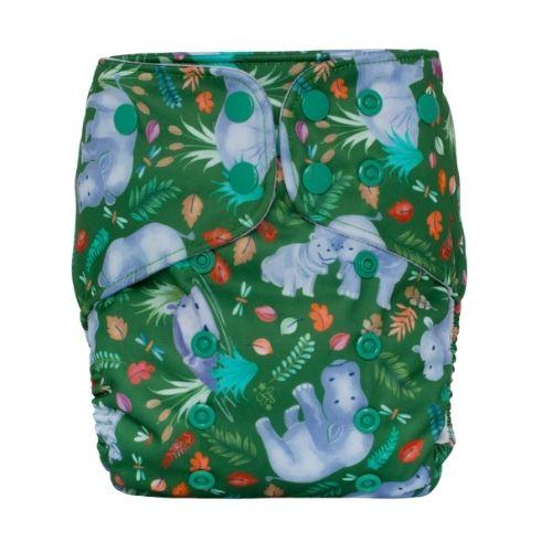 Lalabye Baby All In Two Cloth Pocket Diaper - Tons of Love