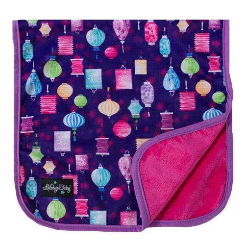 Lalabye Baby Changing Mat - Illuminate