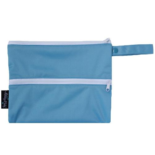 Lalabye Baby Just in Case Wet/Dry Bag - Blue Bells