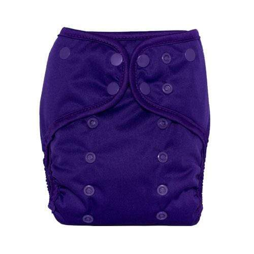 Lalabye Baby One Size Diaper Cover - Mulberry Bush