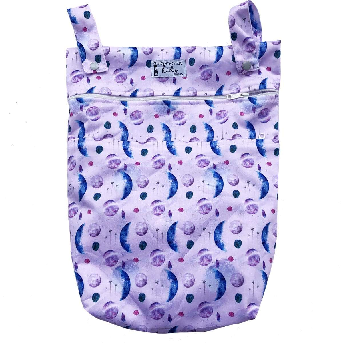 Lighthouse Kid's Company Medium Wet Bag - Galaxial Dream