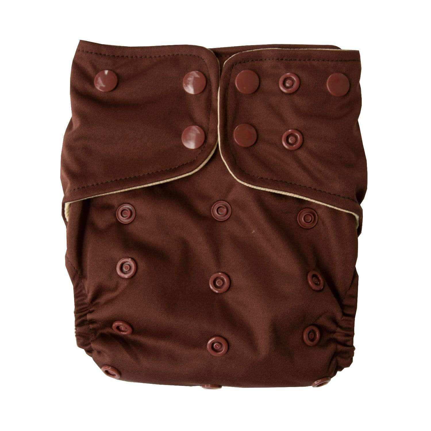 Lighthouse Kid's Company Signature All In One Diaper - Cocoa