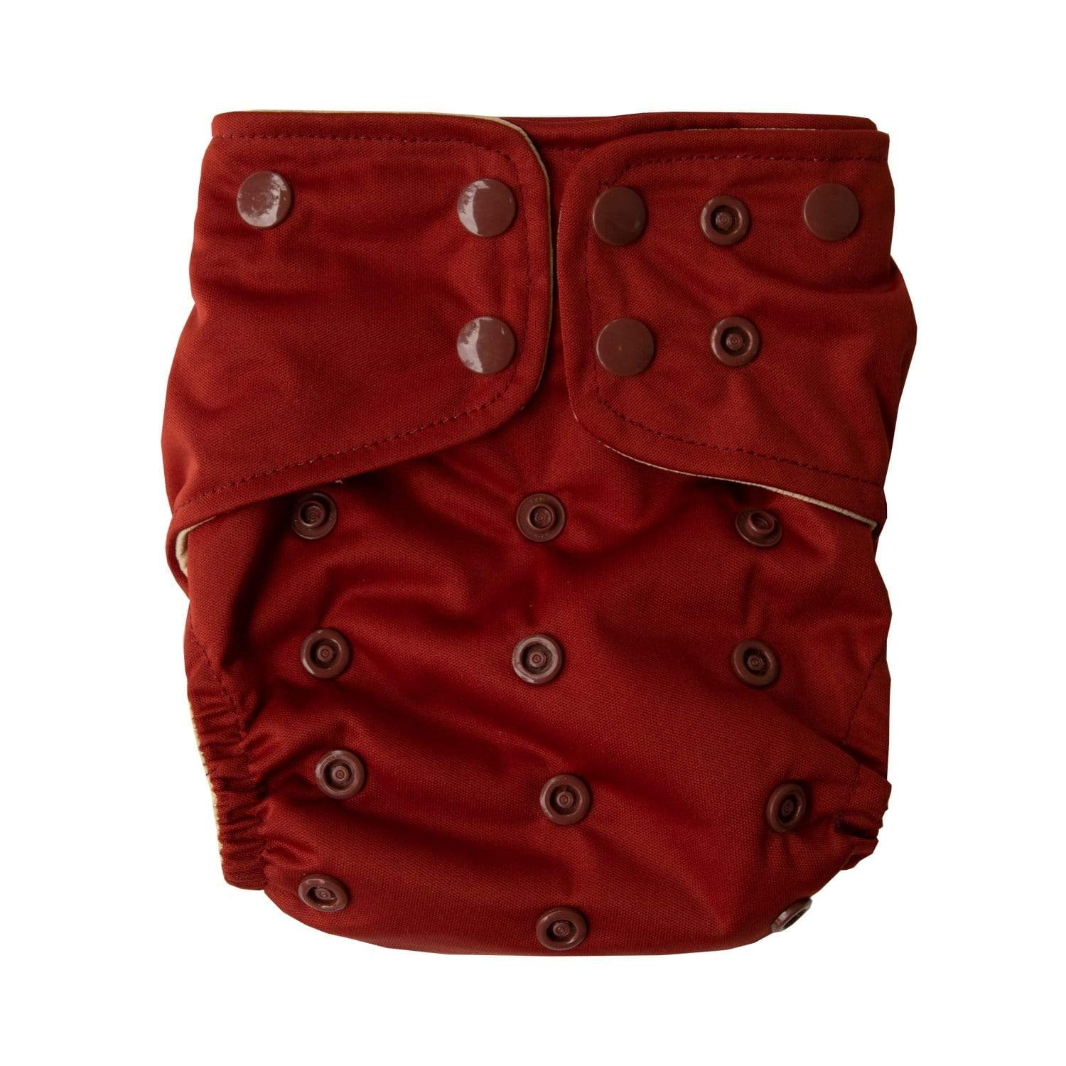 Lighthouse Kid's Company Signature All In One Diaper - Cranberry