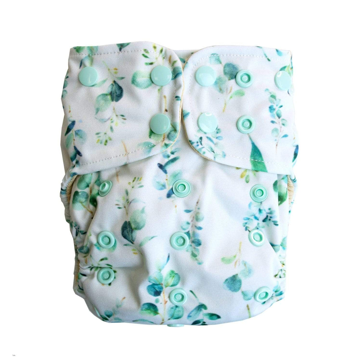 Lighthouse Kid's Company Signature All In One Diaper - Eucalyptus