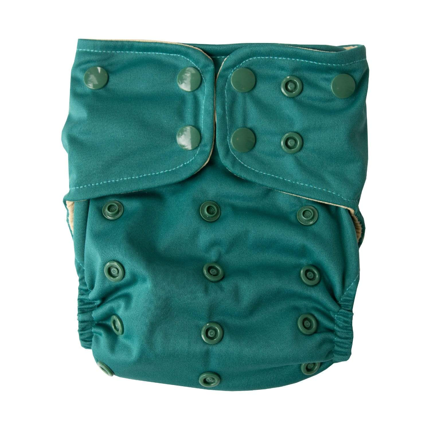 Lighthouse Kid's Company Signature All In One Diaper - Evergreen