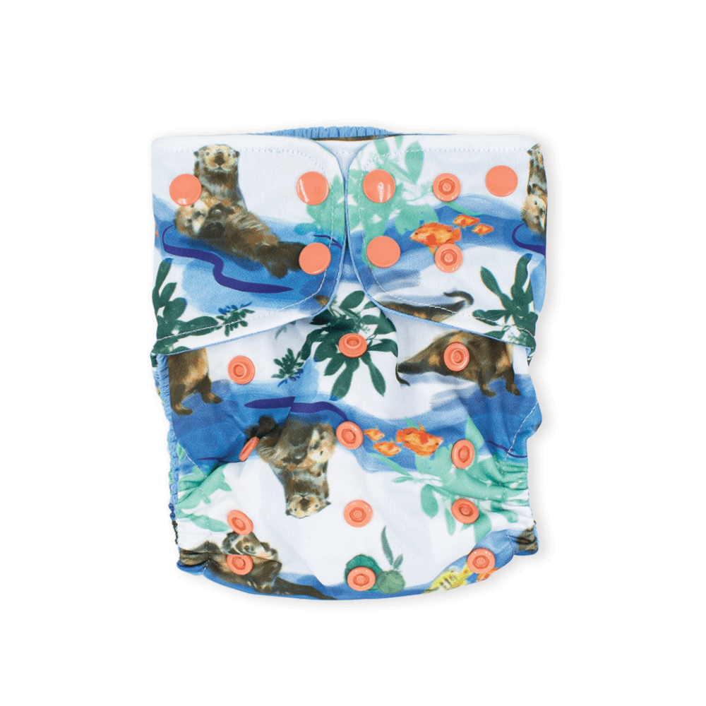 Lighthouse Kid's Company Signature Swim Diaper - Not Like the Otters
