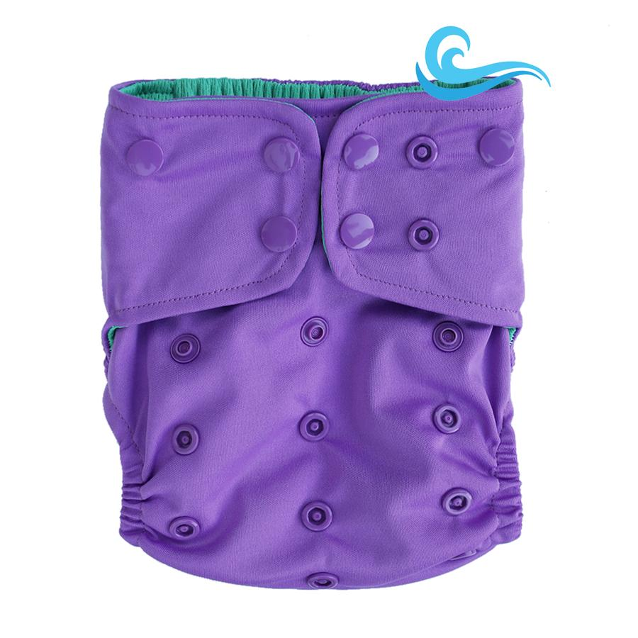Lighthouse Kid's Company Simplicity Swim Diaper - Peacock
