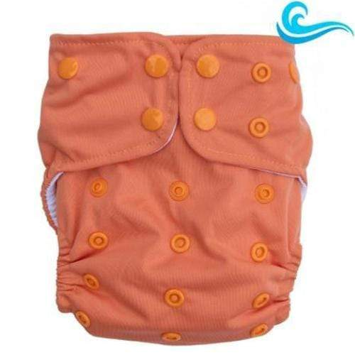Lighthouse Kid's Company Simplicity Swim Diaper - Tropical Sunset